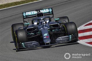 Мазепін на Mercedes закінчив лідером тести Ф1 у Барселоні
