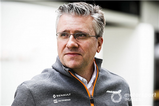 Фрай вирішив залишити McLaren