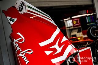 Ліврея Ferrari може потрапити під заборону через порушення заборони реклами тютюну