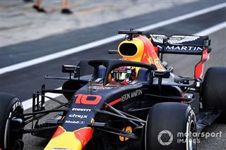 У Red Bull не стануть вимагати від Гаслі «швидкості» з перших же гонок