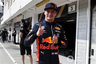 Ферстаппен назвав себе «одним із найдосконаліших гонщиків»