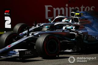 Статистика Гран Прі Іспанії: Mercedes - 5 із 5