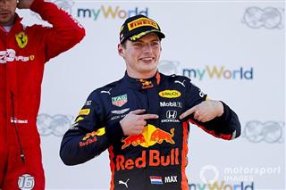 «Це була лотерея» - Хорнер про перемогу Ферстаппена на Гран Прі Німеччини