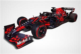 Red Bull Racing презентувала болід для сезону Ф1-2019