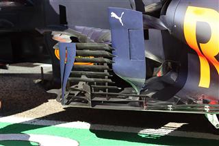 Технічний брифінг: «жалюзі» Red Bull RB16B