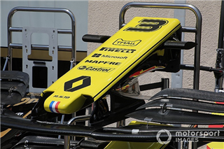 Теханаліз: велике оновлення Renault на ГП Франції