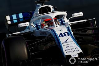 Williams запланувала першу появу FW42 на трасі на 16 лютого