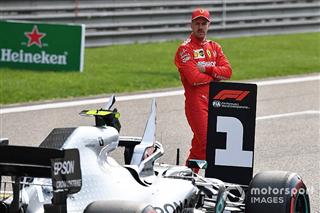 Найкращі моменти кваліфікаційного дня Гран Прі Китаю