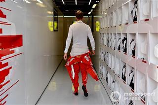 Феттель підтвердив, що не піде з Ferrari достроково