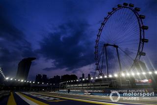 Найкращі світлини Гран Прі Сингапуру: четвер