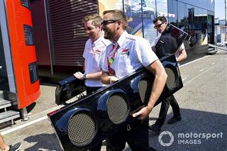 Гран Прі Німеччини: приготування до етапу