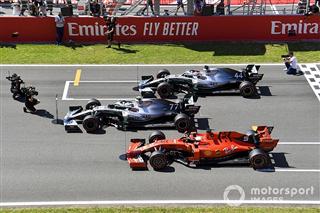 Кваліфікаційні дуелі пілотів після Гран Прі Іспанії