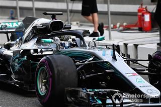 Боттас показав «перезарядку своїх батарей» перед сезоном Ф1