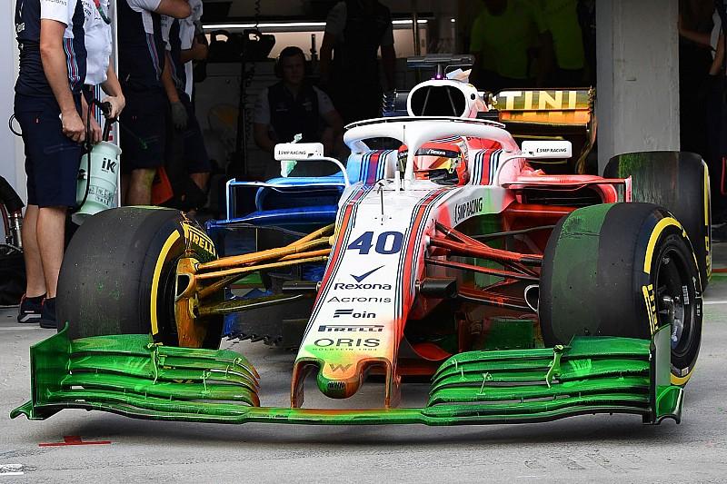 «Немає значення» — Кубіца про час Williams на тестах Ф1