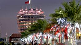 Стартова решітка ГП Бахрейну 2016