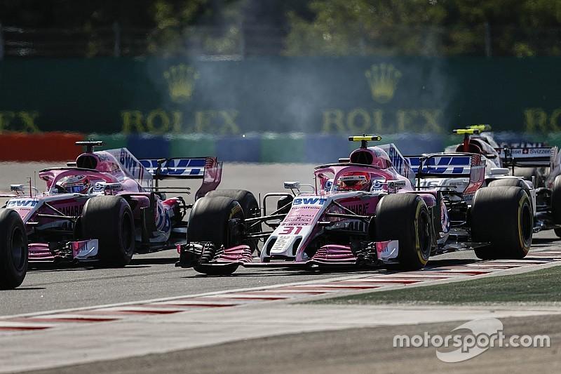 Консорціум Стролла врятував Force India