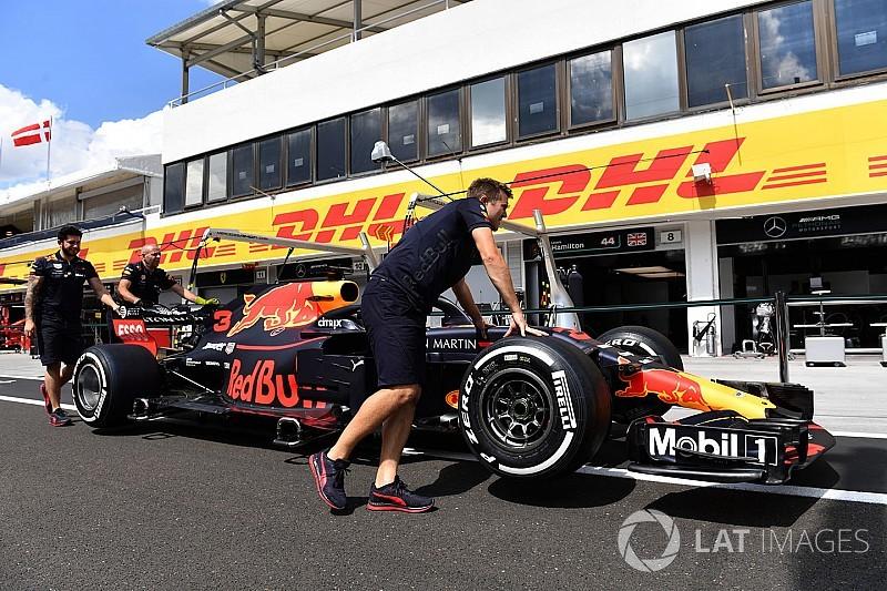 Red Bull отримала нову специфікацію пального для Угорщини